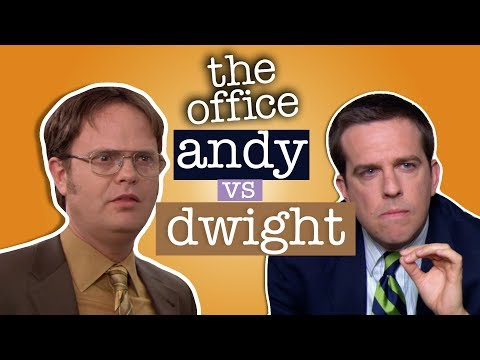 Xxx Mp4 Andy Vs Dwight The Office US 3gp Sex
