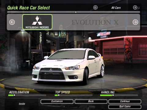 Need For Speed Underground 2 Carros Modificados Download Nfsu2