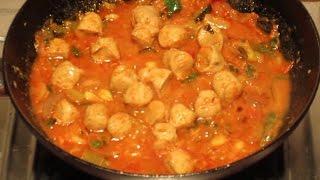 Besan Ke Gatte Ki Sabji | Rajasthani Marwari Special Dish