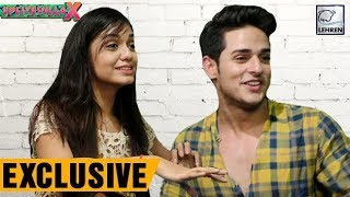 Priyank & Divya's FUNNY Rapid Fire Round | Exclusive Interview