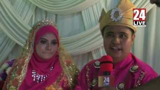 Bangladeshi girl married a Malaysian boy
