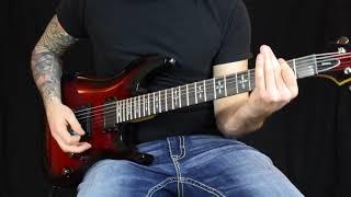 My Nemesis - Five Finger Death Punch Guitar Cover (1080p)