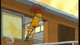 Rocket Power ep Mr B is in the House