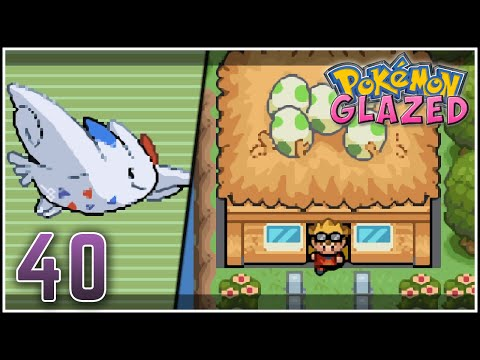 Pokémon Glazed Capítulo 40 - ZHECARE EL ROMPEHUEVOS (ʘ_ʘ)