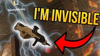 INVISIBLE GLITCH! - Rainbow Six Siege