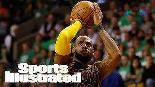 Why LeBron James Is Playing Some Of The Best Basketball Of His Career | SI NOW | Sports Illustrated