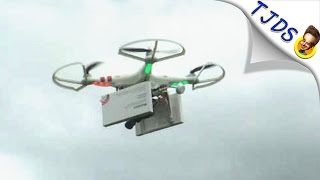 Birth Control Drone Helps Women In Repressed Regimes (Including The United States)