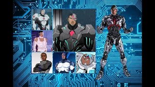Cyborg - Evolution in TV and Cinema