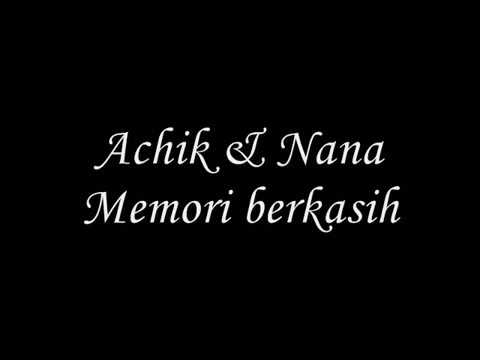 Xxx Mp4 New Malayu Song Achik Amp Nana Memori Berkasih Full Hd 3gp Sex