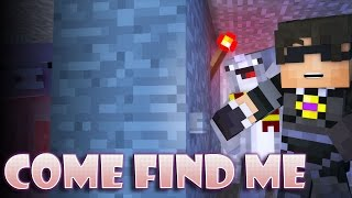 Minecraft Custom Adventure Map : COME FIND ME! w/ Facecam!