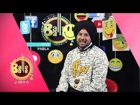 Balle Digital Space | Balle Balle TV Live Session with Deep Pabla - Villager King