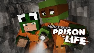 Minecraft Prison Life - ESCAPING THE PRISON! (SPECIAL PART 1)