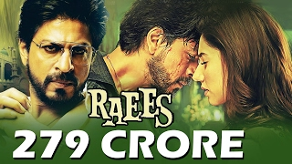 Download Shahrukh's RAEES CROSSES 279 + CRORE WORLDWIDE - Box Office Collection 3Gp Mp4