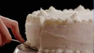 How to Make Heavenly White Cake | Cake Recipes | Allrecipes.com
