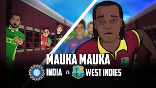 Mauka Mauka  | India Vs West Indies Spoof | T20 World Cup 2016
