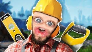 I'M A SUPER SMART BUILDER MAN   Satisfactory #6 w/ Robin