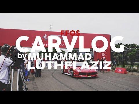 Ferrari Festival Of Speed Bareng 2BROS 1CAR #CARVLOG INDONESIA