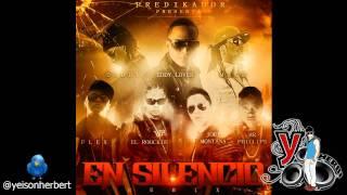 En Silencio (Official Remix) - Eddy Lover Ft. Flex, Joey Montana,El Roockie,MrPhillips,Mach &Daddy