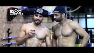 Karan Tacker Shows His Fitness Routine
