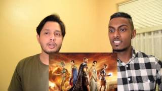 Gods of Egypt    Trailer  Reaction and Review   Stageflix