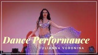 Amazing Belly Dance Performance Yulianna Voronina Belly Dancer