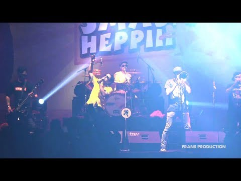 Tipe X - Boyband Live in Wonosari