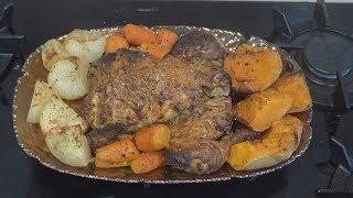 """ Hot & Spicy Chicken Roast "" Bajias Cooking"