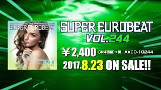 SUPER EUROBEAT VOL.244 Teaser