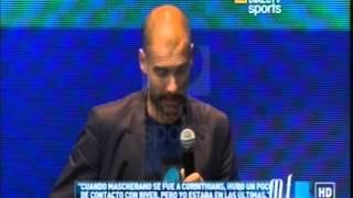 DIRECTV Sports - Guardiola habla del fútbol argentino™
