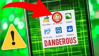 5 POPULAR APPS YOU SHOULD NEVER INSTALL ! Here's Why !