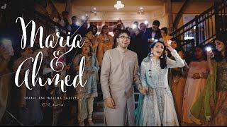 Maria & Ahmed's Shaadi and Walima Trailer