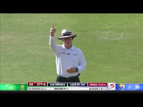 South Africa vs Sri Lanka - 1st Test - Day 3 - Session 3 - highlights