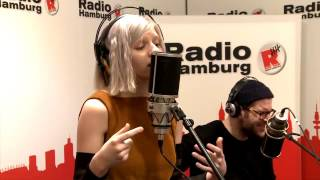 AURORA - La La La (Naughty Boy cover)