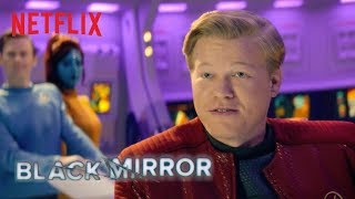 Black Mirror - U.S.S. Callister | Official Trailer [HD] | Netflix