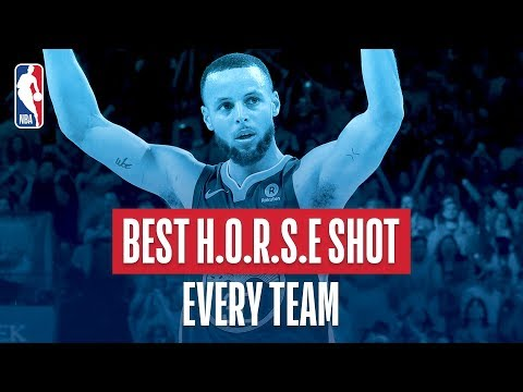 Xxx Mp4 Best H O R S E Shot From Every Team 2018 NBA Season 3gp Sex