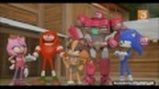 sonic boom Robots From The Sky/dark sonic leak?