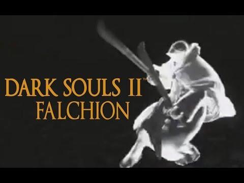Dark Souls 2 Falchion Tutorial (dual wielding w/ power stance)