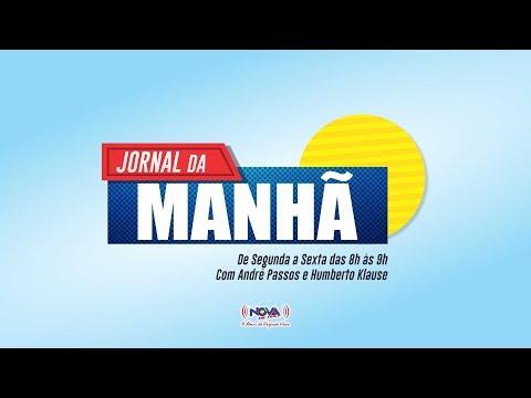 Programa Jornal da Manhã 02-08-2018