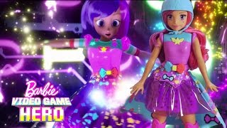 Unbox Barbie Video Game Hero Match Game Princess Doll & Get into the Game!   Barbie