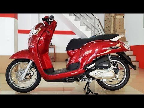 Honda Scoopy I 2018 Prestige Video Download