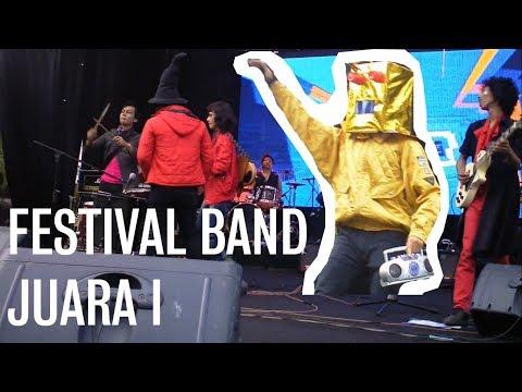 Festival Band NIAT BANGET, Full Konsep JUARA 1