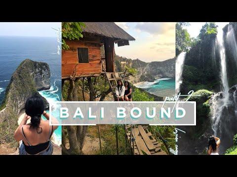 TWO WEEKS IN BALI VLOG ∙ PART II Nusa Penida Canggu Lovina