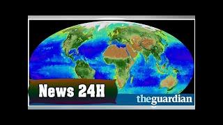 Nasa map of earth
