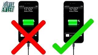 Cep Telefonları Hakkında YANLIŞ Yaptığınız 5 ŞEY