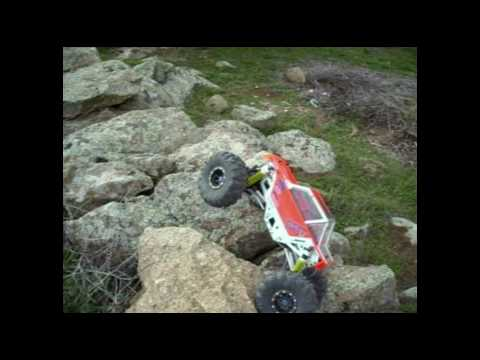 Crawler Kyosho Rock Force 2.2 EVO 1