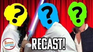 We Recast Star Wars: A New Hope - Cast Away!