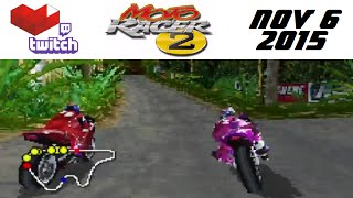 Stream Archive - Moto Racer 2 - 11/6/15