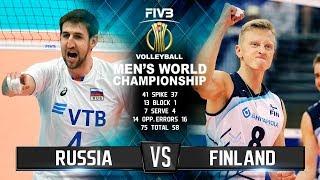 Russia vs. Finland | Highlights | Mens World Championship 2018