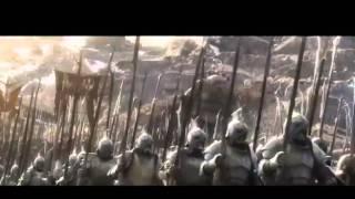 THE HOBBIT: THE BATTLE OF THE FIVE ARMIES Battle Clip