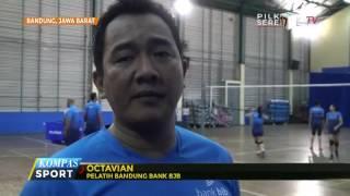 Tim Bandung BJB Targetkan 4 Besar di Proliga